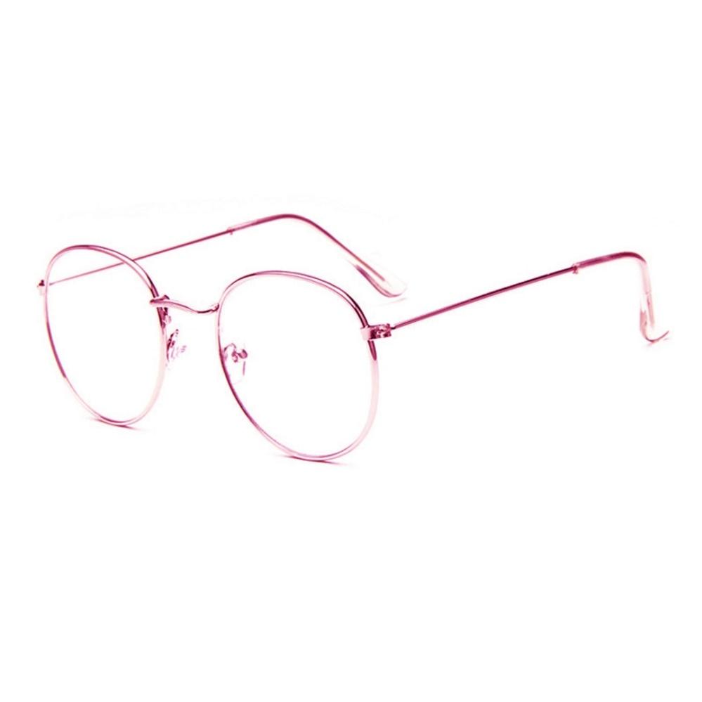 Korea Fashion Style - Kacamata Oval - Fashion - Pria dan Wanita - Unisex -  Clasic 4422ad3517
