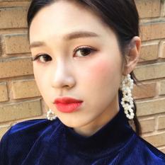 Korea Modis Gaya Produk Asli Baru Elegan Anting Mutiara Anting