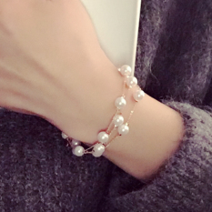 Review Gelang Fashion Wanita Gaya Korea Tiongkok
