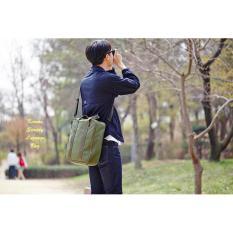 Korean Simply Luggage Bag  (Tas bentuk koper mini)