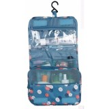 Jual Korean Travel Toiletries Organizer Multi Purpose Bag Hijau Mint Original