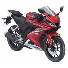 [KREDIT LEASING] YAMAHA All New R15 155 VVA - MATTE RED Area Jakarta - Tangerang