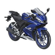 [KREDIT LEASING] YAMAHA All New R15 155 VVA - RACING BLUE Area Bekasi - Depok [CICILAN TERKECIL]