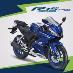 [KREDIT LEASING] YAMAHA All New R15 155 VVA - RACING BLUE Area Jakarta - Tangerang