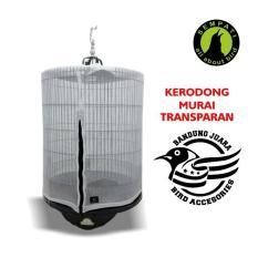 Krodong Sangkar Burung Murai Transparan No. 1 2 3 Bandung Juara
