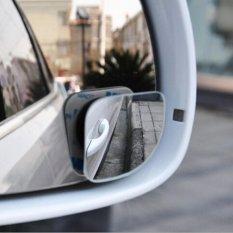 Beli Kuhong 2 Pcs The Car He Nyaman Wide Angle Sektor Adjustable View Rear Blind Spot Cermin Intl Cicilan