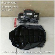Beli Kulit Jok Tahun Tua Cover Double Seat Rx King 1993 2001 Ori New Murah Di Dki Jakarta