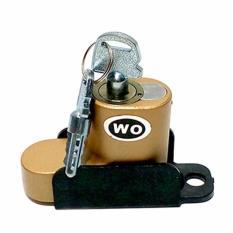 Tips Beli Kunci Cakram Pengaman Motor Merk Wo Kunci Cakram Disc Brake Lock Model Wo Gembok Cakram Wo Gold