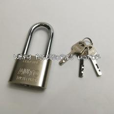 Kunci gembok standar kunci 3 ukuran sedang