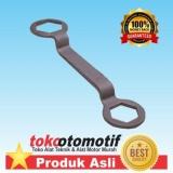 Spesifikasi Kunci Mur Kopling Coupling Nut Wrench 39 X 34 Mm Top Quality Lengkap