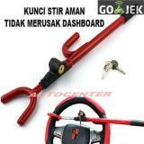 Spesifikasi Kunci Pengaman Stir Mobil Cagak Safety Lock Car Yg Baik