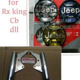 Jual Kuping Lampu Plus Reflektor Jeep 4X4 Super Rx King Cb Dll Mika Bening Murah