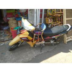 Kursi Bonceng Rotan Motor Bebek