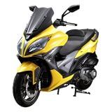 Beli Kymco Xciting 400I Kuning Seken