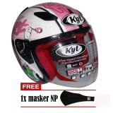 Spesifikasi Kyt Dj Maru Putih Pink Abs Kyt Djm 0005 Hht Pink Terbaru