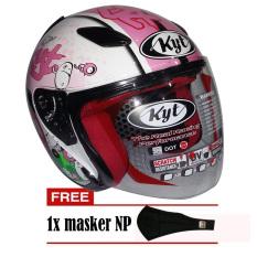 Spesifikasi Kyt Dj Maru Putih Pink Abs Kyt Djm 0005 Hht Pink Bagus