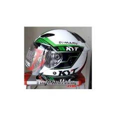 Harga Kyt Helm Dj Maru Motif Djmaru Helmet 9 Online Indonesia