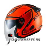 Diskon Kyt Helm Galaxy Slide Super Fluo Edition 1 Multi Di Indonesia