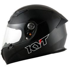 KYT KR 1 Carbon - Titanium Black Matt Limited Edition