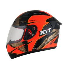 Toko Kyt Rc Seven 16 Helm Full Face Red Fluo Black Online Di Indonesia