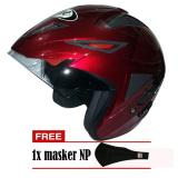 Beli Kyt Scorpion King Merah Maroon Abs Kyt Sk 001 Merah Maroon Cicilan