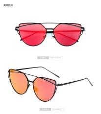Beli Ladies Fashion Sunglasses Uv400 Ocean Lensa Tampan Kacamata Intl Cicil