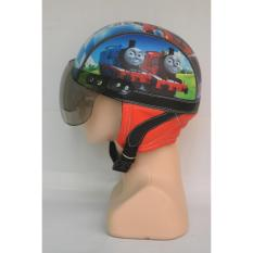 Jual Laiz Helm Anak Chip Retro Karakter Laiz Collections Di Indonesia