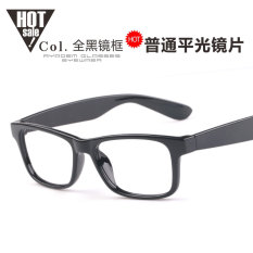 Spesifikasi Laki Laki Handphone Kacamata Kaca Polos Frame Kaca Mata Online