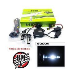 Lampu HID Mobil Xenon Vinyx H4 Hi Lo 35Watt 6000K