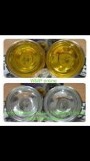 Lampu Kabut Bulat Tembak Foglamp Sorot Motor Mobil 1Pc Mika Putih WMP-0394