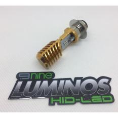 Lampu Led Ac Dc Motor Matic Bebek H6 Luminos - Putih