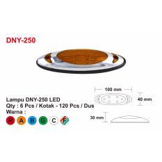 LAMPU LED AKSESORIS DNY-250
