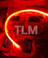 Lampu LED Alis 60 Cm Fleksibel Motor Mobil CR7