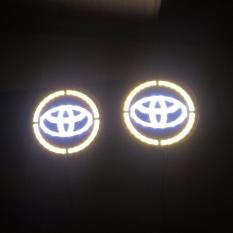 Beli Lampu Led Logo Toyota 12V Isi 2 Pcs Online Jawa Barat