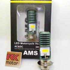 Lampu LED motor H6 ACDC motor bebek dan matic