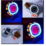 Harga Lampu Led Projector U8 Double Ae De Projie Led Dan Ae Cob Led Cree Motor Angel Eye Dan Devil Eye Branded