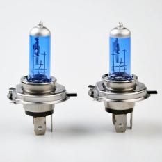 Lampu Mobil Halogen Xenon H4 5000K 100/90W - 1PCS
