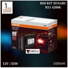 Lampu Mobil HID OSRAM H11 4200K Xenarc DH11 ORIGINAL