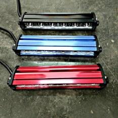 Lampu Mobil Panjang LED Spot Flood Light Lampu Sorot Kabut 12-24volt