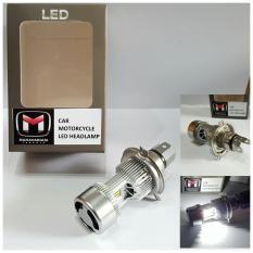 Lampu Motor Led H4 HS1 PNP Chip Seoul CSP Korea 1 Pcs