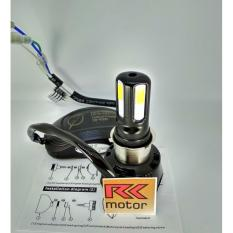 lampu motor led merk RTD 4 sisi semua motor bebek dan batangan