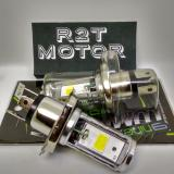 Spesifikasi Lampu Motor Led Untuk Vixion Byson Cb150 Dll Fitting H4 Arus Dc Baru