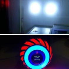 Lampu Projie 2 Sinar U27R RBR 3.5 inch Angel Nanas Running WMP-0645