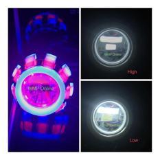 Lampu Projie U12R Hi Low RBRB 3.5 inch Angel Matahari Running WMP-0561