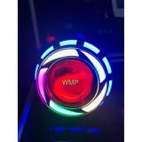 Ulasan Tentang Lampu Projie U26R Rainbow Besar 3 5 Inch Angel Bulat Running Wmp 0590