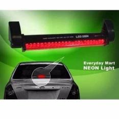 Harga Lampu Rem Brakelamp Belakang Mobil Lampu Stop Kit Rider 28 Led 35Cm Mjy Asli