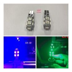 Lampu Sen Sein T10 Jelly SMD 5050 Mode Kedip Warna Putih WMP-0303IIDR9000. Rp 9.500