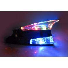 Lampu Sirip Hiu Tenaga Angin - windproof Lampu Aksesoris Variasi cocok untuk semua MERK dan TYPE mo