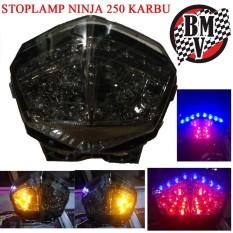 Ulasan Lampu Stop Ninja 250 Karbu Stoplamp Led Ninja Karburator