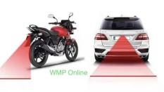 Lampu Stop Rem Laser Universal Motor Mobil Waterproof WMP-0527